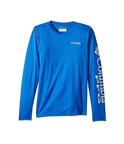 【海外限定】長袖 ロングスリーブ Tシャツ TACKLE・・ トップス キッズ 【 TERMINAL L S TEE LITTLE KIDS BIG 】
