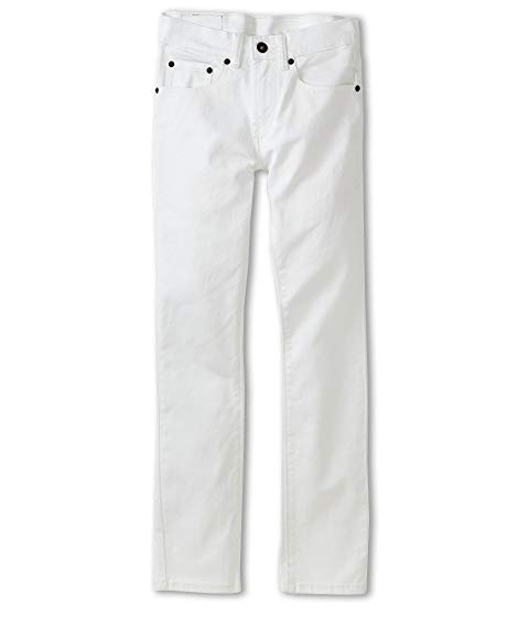 LEVI'S・・ KIDS 510・・ キッズ ベビー マタニティ ボトムス ジュニア 【 510・・ Skinny Jeans (big Kids) 】 White