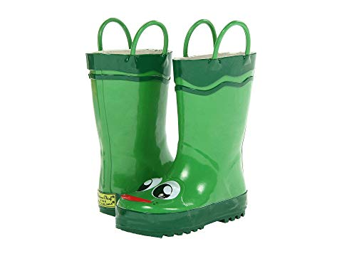 【海外限定】靴 ベビー 【 FROG RAINBOOT TODDLER LITTLE KID BIG 】