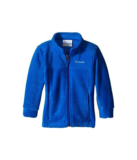 コロンビアキッズ COLUMBIA KIDS フリース 青 ブルー MT・・ 【 BLUE COLUMBIA KIDS STEENS II FLEECE INFANT SUPER 】 キッズ ベビー マタニティ コート
