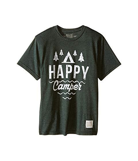 【海外限定】ショーツ ハーフパンツ スリーブ Tシャツ キッズ ベビー 【 SLEEVE HAPPY CAMPER SHORT TEE LITTLE KIDS BIG 】