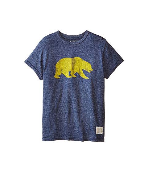 【海外限定】ベアーズ ショーツ ハーフパンツ スリーブ Tシャツ ベビー 【 BEARS SLEEVE CAL SHORT TEE BIG KIDS 】