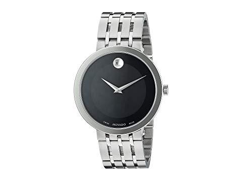 MOVADO ステンレス 銀色 スチール 【 MOVADO ESPERANZA 0607057 STAINLESS STEEL 】 腕時計 メンズ腕時計