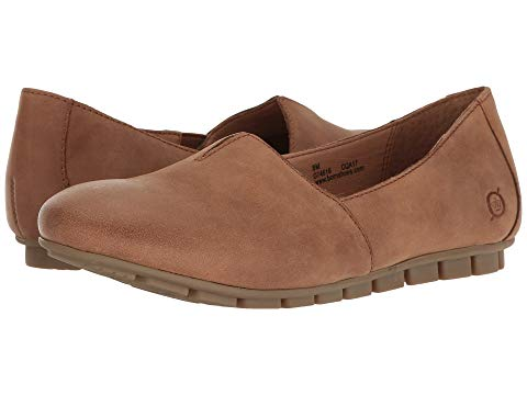 ボーン BORN レディース 【 Sebra 】 Biscotto Full Grain Leather