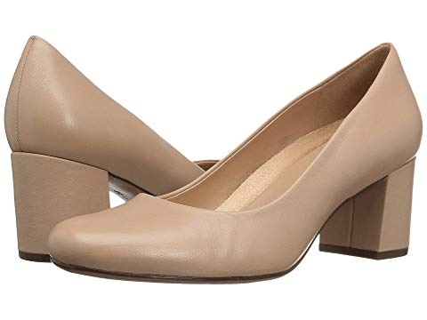 NATURALIZER 【 WHITNEY TENDER TAUPE LEATHER 】 送料無料