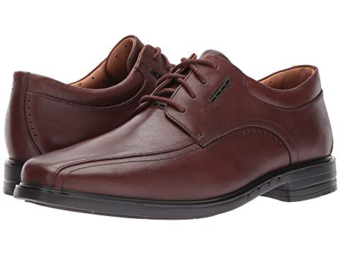 クラークス CLARKS スニーカー メンズ 【 Unkenneth Way 】 Brown Leather