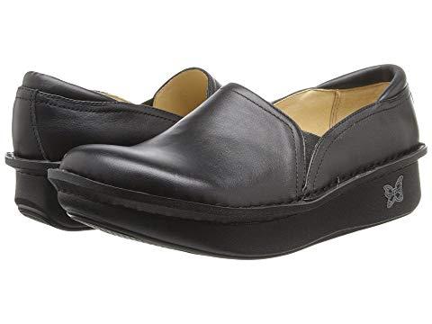 【★スーパーセール中★ 6/11深夜2時迄】アレグリア ALEGRIA レディース 【 Debra Professional 】 Black Leather