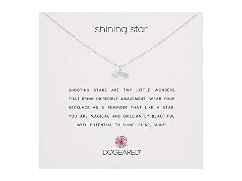 【海外限定】シューティング ネックレス ジュエリー ペンダント 【 SHOOTING SHINING STAR NECKLACE 】