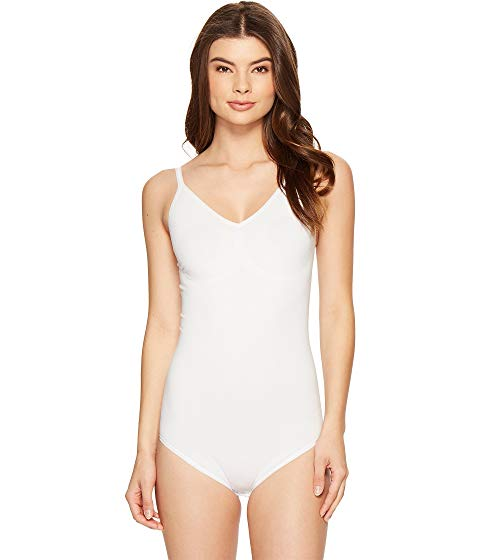 【海外限定】インナー ナイトウエア 【 CONNER SEAMLESSLY SHAPED COTTON EVERYDAY CONVERTIBLE HALTER BODYSUIT 】