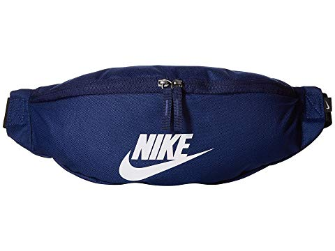 ナイキ NIKE 青 ブルー 灰色 グレ 【 BLUE NIKE HERITAGE HIP PACK VOID VAST GREY 】 バッグ