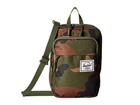 HERSCHEL SUPPLY CO. サプライ ウッドランド CO. 【 SUPPLY HERSCHEL FORM CROSSBODY LARGE WOODLAND CAMO 】 バッグ