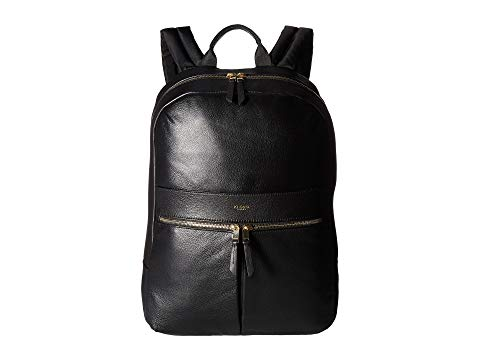 KNOMO LONDON バックパック バッグ リュックサック 黒 ブラック 【 BLACK KNOMO LONDON MAYFAIR LUXE BEAUX BACKPACK 】 バッグ