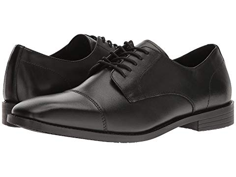 DR. SCHOLL'S WORK スニーカー メンズ 【 Proudest 】 Black Leather