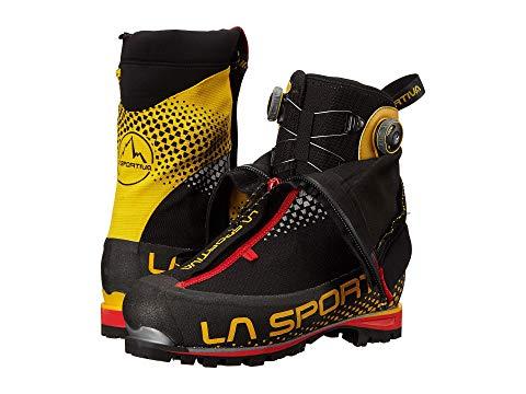 LA SPORTIVA スニーカー メンズ ユニセックス 【 G2 Sm 】 Black/yellow