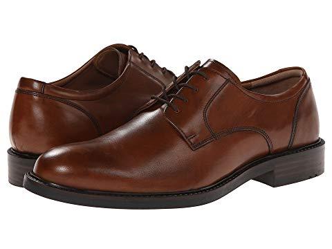 JOHNSTON & MURPHY ドレス オックスフォード スニーカー メンズ 【 Tabor Dress Plain Toe Oxford 】 Tan Calfskin