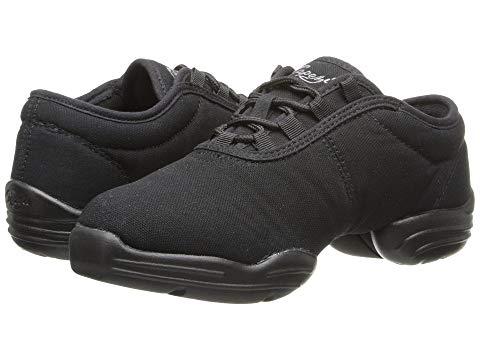 カペジオ CAPEZIO Dansneaker・・ スニーカー メンズ ユニセックス 【 Canvas Dansneaker・・ 】 Black