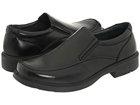ディアースタッグス DEER STAGS ブルックリン スリッポン スニーカー メンズ 【 Brooklyn Slip-on Loafer 】 Black Burnished Leather