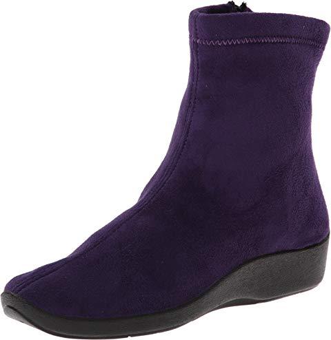 アルコペディコ ARCOPEDICO 紫 バイオレット スエード スウェード 【 ARCOPEDICO L8 VIOLET SUEDE 】 メンズ ブーツ