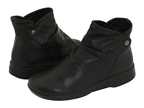 アルコペディコ ARCOPEDICO 黒 ブラック レザー 【 BLACK ARCOPEDICO N42 LEATHER 】 メンズ ブーツ