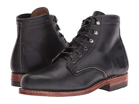 WOLVERINE HERITAGE ブーツ メンズ レディース 【 Original 1000 Mile Boot 】 Black