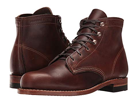 【NeaYearSALE1/1-1/5】WOLVERINE HERITAGE 【 ORIGINAL 1000 MILE BOOT BROWN 】 メンズ ブーツ 送料無料