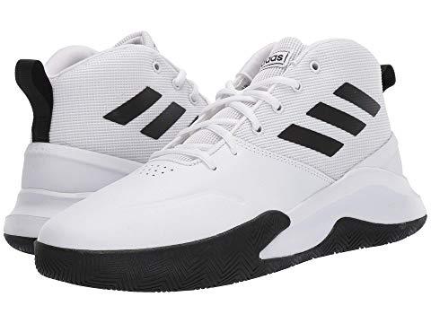 アディダス ADIDAS ゲーム スニーカー メンズ 【 Own The Game 】 Footwear White/core Black/footwear White