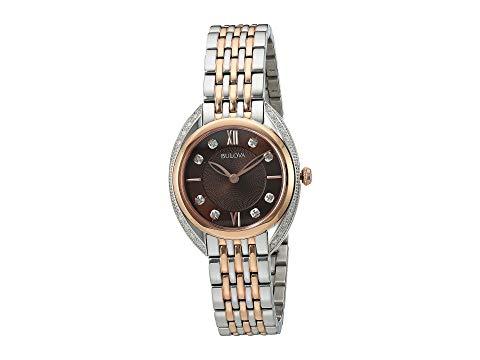 【海外限定】腕時計 レディース腕時計 【 DIAMONDS 98R230 】