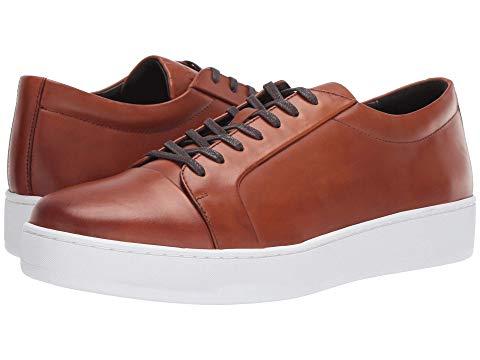 カルバンクライン CALVIN KLEIN スニーカー メンズ 【 Nemi 】 Vachetta Rugged Burnish Leather