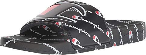 チャンピオン CHAMPION チャンピオン 黒 ブラック スニーカー 【 BLACK CHAMPION IPO REPEAT 】 メンズ スニーカー