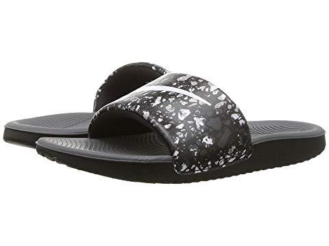 【海外限定】サンダル 靴 【 SLIDE KAWA PRINT LITTLE KID BIG 】