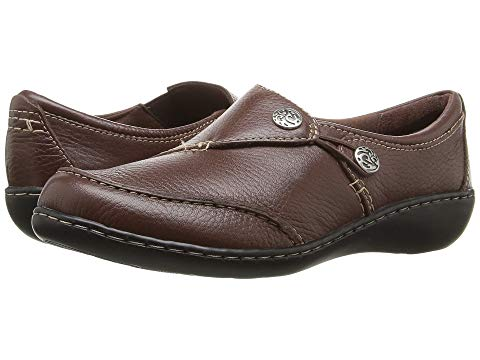 クラークス CLARKS レディース 【 Ashland Lane Q 】 Redwood