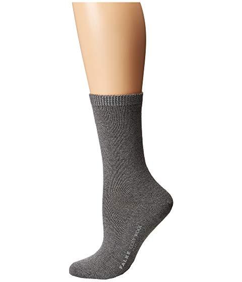 FALKE インナー 下着 ナイトウエア レディース 下 レッグ 【 Cosy Wool Sock 】 Light Grey
