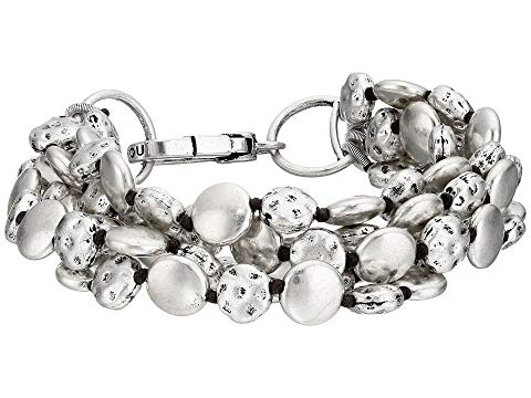LUCKY BRAND コイン ブレスレット ジュエリー アクセサリー レディースジュエリー レディース 【 Coin Bracelet 】 Silver
