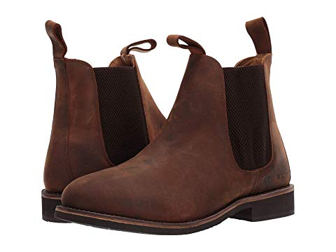 OLD WEST BOOTS スニーカー メンズ 【 Cooper 】 Distressed Brown