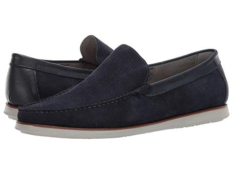 KENNETH COLE NEW YORK スリッポン スニーカー メンズ 【 Cyrus Slip-on B 】 Navy