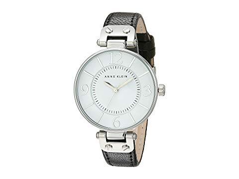 【海外限定】レザー ストラップ ウォッチ 時計 レディース腕時計 腕時計 【 WATCH 109169WTBK ROUND DIAL LEATHER STRAP 】