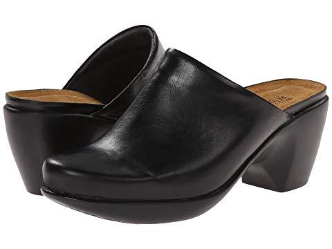 【★スーパーセール中★ 6/11深夜2時迄】NAOT ドリーム レディース 【 Dream 】 Black Madras Leather