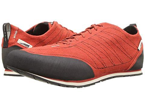 アルトラフットウエア ALTRA FOOTWEAR 赤 レッド スニーカー 【 RED ALTRA FOOTWEAR WAHWEAP 】 メンズ スニーカー