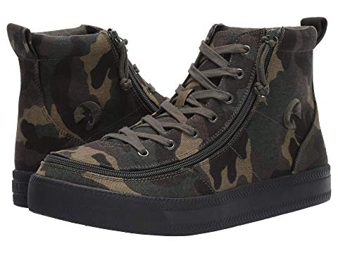 BILLY FOOTWEAR クラシック ハイ スニーカー メンズ 【 Classic Lace High Canvas 】 Camo