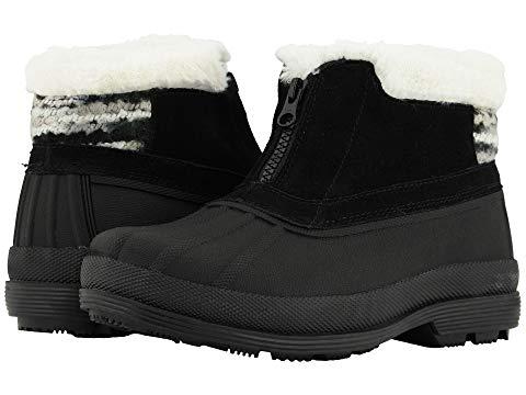 【★スーパーセール中★ 6/11深夜2時迄】PROPET メンズ ブーツ レディース 【 Lumi Ankle Zip 】 Black/white