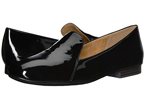 NATURALIZER レディース 【 Emiline 】 Black Patent Leather