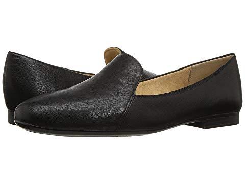 NATURALIZER レディース 【 Emiline 】 Black Tumble Leather