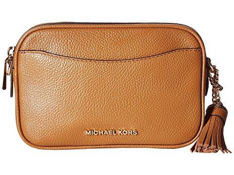 MICHAEL MICHAEL KORS カメラ ベルト バッグ 【 MICHAEL KORS SMALL CAMERA BELT BAG CROSSBODY ACORN 】 バッグ