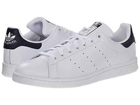 アディダスオリジナルス ADIDAS ORIGINALS スニーカー メンズ 【 Stan Smith 】 White/white/navy