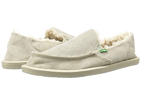 SANUK レディース 【 Donna Hemp Chill 】 Natural