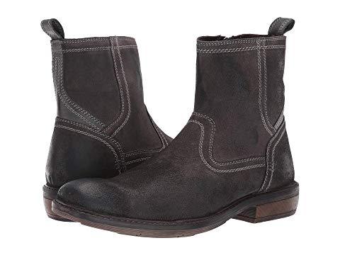 ROAN スニーカー メンズ 【 Crestone Ii 】 Dark Grey Leather/suede
