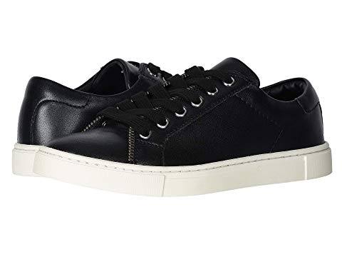 FRYE AND CO. スニーカー レディース 【 Sindy Moto Low 】 Black Smooth Polished Leather