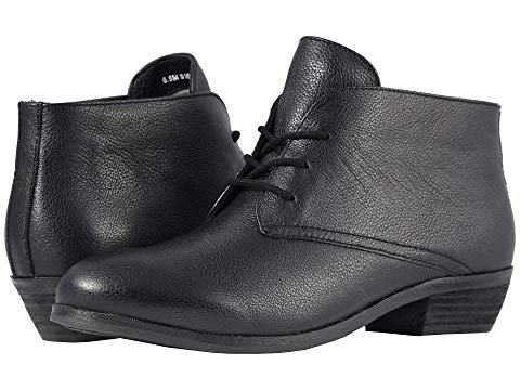 SOFTWALK 【 RAMSEY BLACK SOFT MINI TUMBLED LEATHER 】 メンズ ブーツ 送料無料