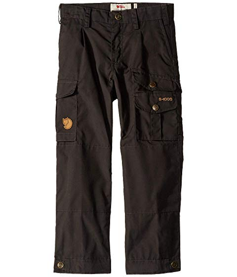 FJ・・LLR・・VEN KIDS メンズファッション ズボン パンツ ジュニア キッズ 【 Kids Vidda Trousers 】 Dark Grey