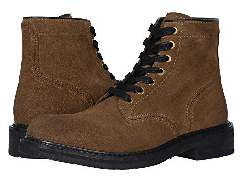 FRYE AND CO. ブーツ スニーカー メンズ 【 Peak Work Boot 】 Tan Suede